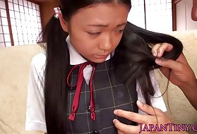 باب مقعدی, سینه کلان, دختر مدرسه ای ژاپنی چوچول زن حلق آویز لب گنده